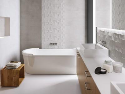 Carrelage vannes cheap salle de bain peinture belle rnovation salle de bain peinture carrelage - Leroy merlin theix ...